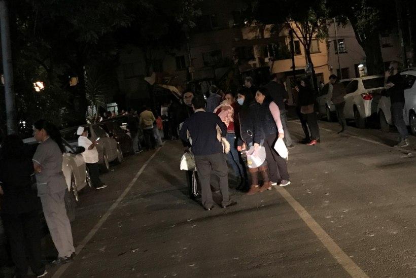 Maailm looduskatastroofide küüsis: Mehhiko lõunarannikut tabas maavärin, on hukkunuid