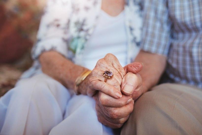 Harvey ja Irma on 75 aastat õnnelikus abielus