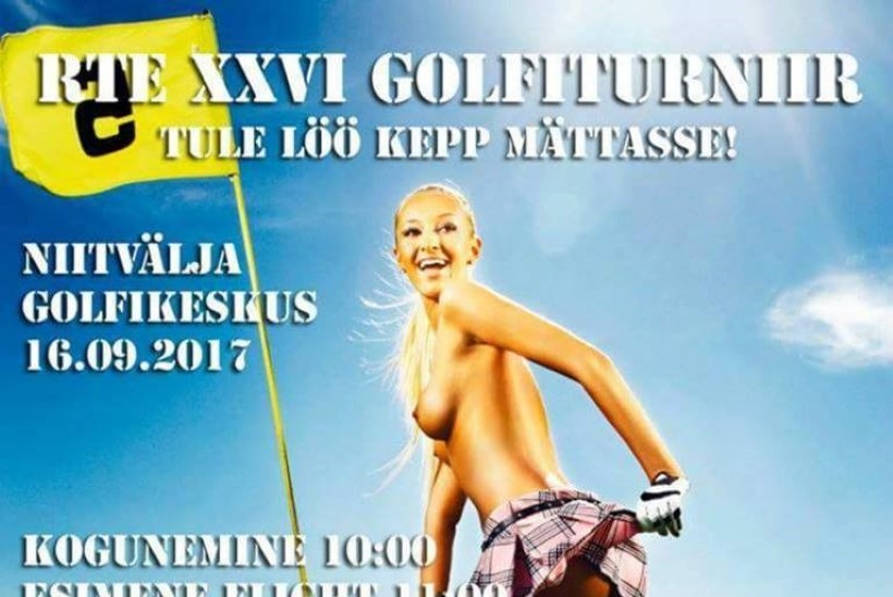 Niitvälja Golf ei luba oma väljakul korraldada Round Table Estonia võistlust