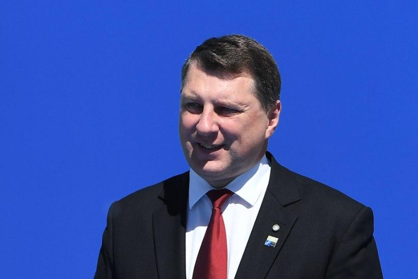 Läti president tahab mittekodanike lastele automaatset kodakondsust