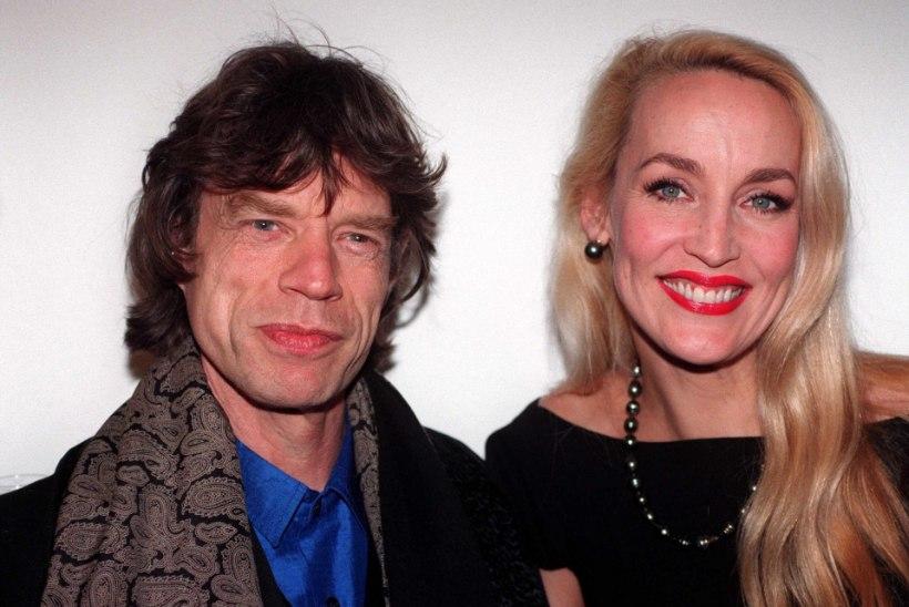 Supermodelli eks teeb talle samamoodi tünga nagu Jagger oma naisele?