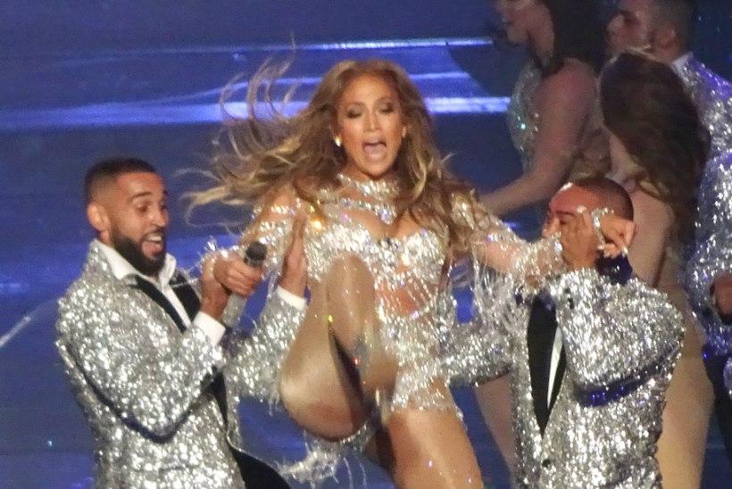 VA-VA-VOOM! Jennifer Lopezi hullutav hargivahe ajas fännid pöördesse