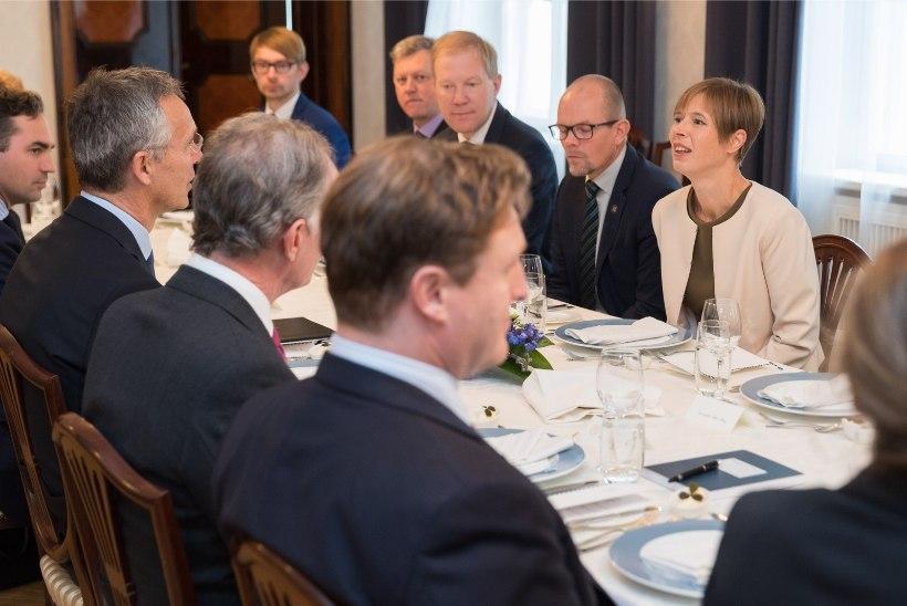 """Lauri Pedaja presidendi uuest soengust: """"Võiks isegi lühemaks lõigata, kui julgust on!"""""""