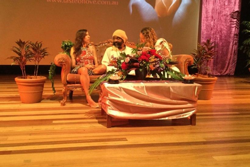 Esmakordselt õpetab Eestis seksuaalenergia väge tantraõpetaja Shantam Nityama