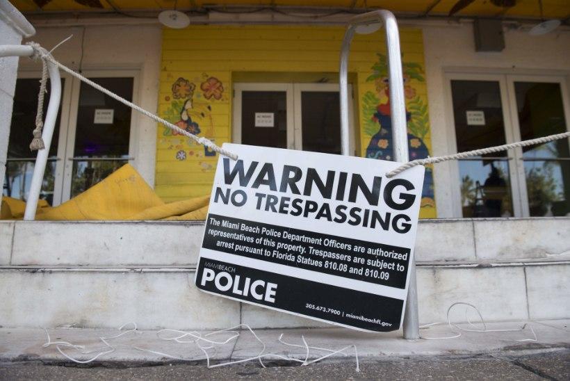 Miami Beachi linnapea võrdles Irmat tuumakatastroofiga