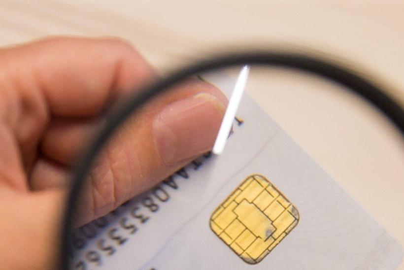 PUUST JA PUNASEKS: kuidas teha endale mobiil-ID