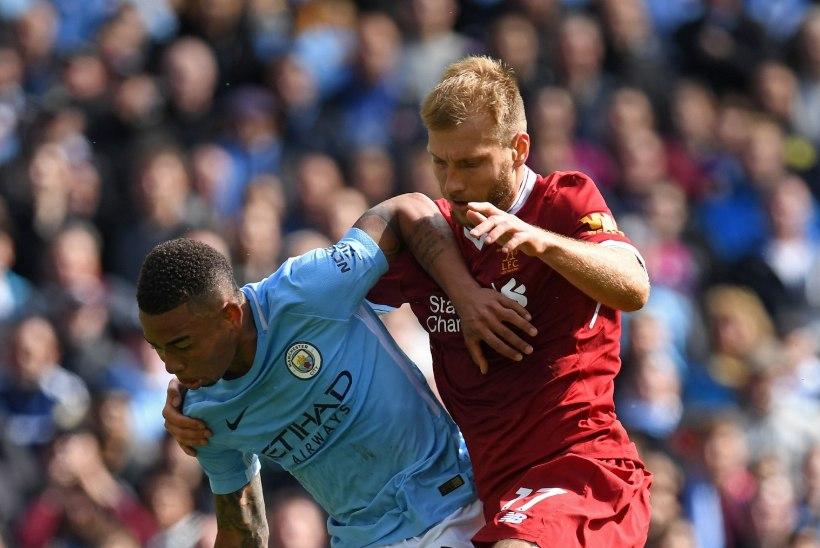 VIDEO | Täismängu kirja saanud Klavan pidi Liverpooliga puurist viis palli välja noppima