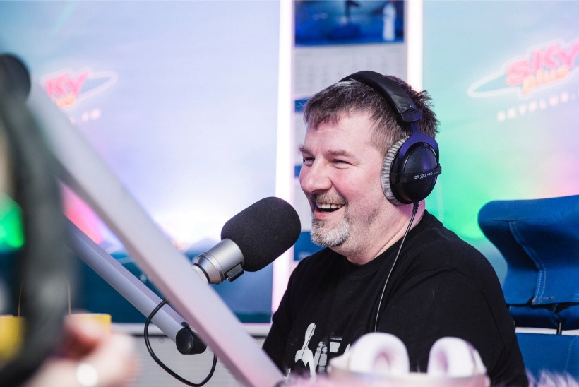 Blufimeister Alari Kivisaar – raadiohääl ei kao kuhugi, uuenes raadio koduleht