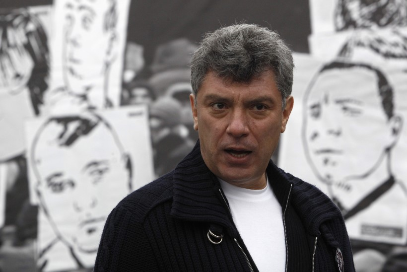 VENE RIIGIDUUMA SAADIKUD PAHASED: Washingtoni tuleb Boriss Nemtsovi väljak
