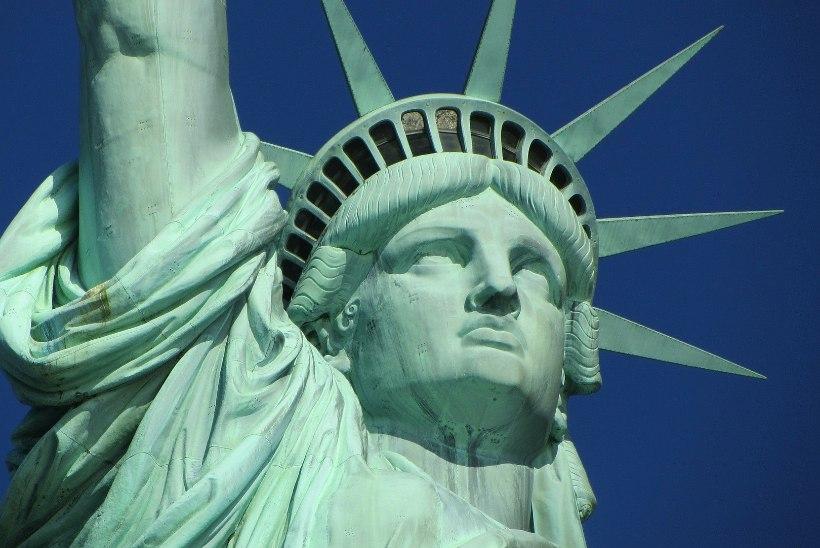 TULNUKAS NEW YORGIS: mis üllatab eurooplasi Ameerikas?