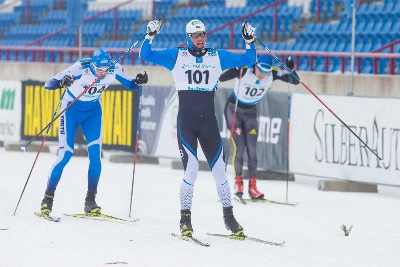 Kilp ja Ränkel sõidavad Eesti meistrivõistluste asemel laagrisse, Tour de Skist taastuv Tammjärv teeb kaasa pool programmi