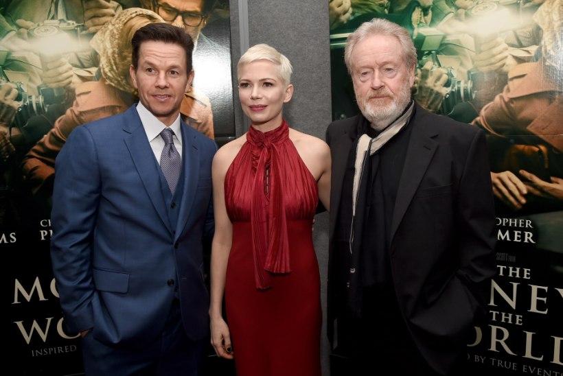 Mark Wahlbergile maksti filmi eest 1500 korda rohkem kui Michelle Williamsile!