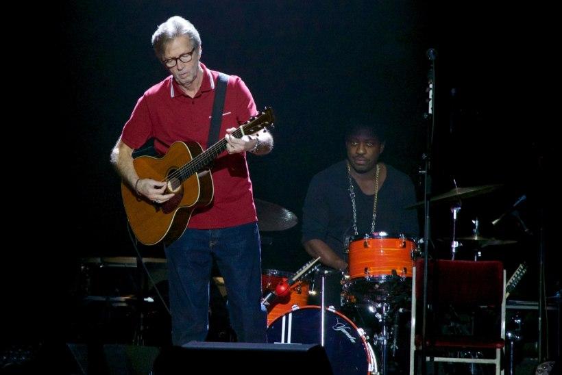 """Eric Clapton: """"Olen kurdiks jäämas ja käed liiguvad hädavaevu..."""""""