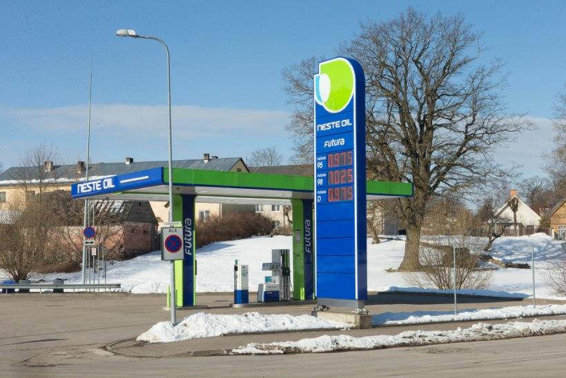 Küsimus | Kas riik loobub bensiiniaktsiisi tõusust?