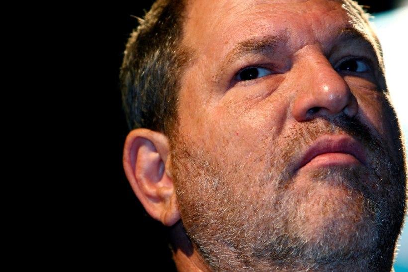 VIDEO | Weinstein sai restoranis võhivõõra mehe käest vastu vahtimist