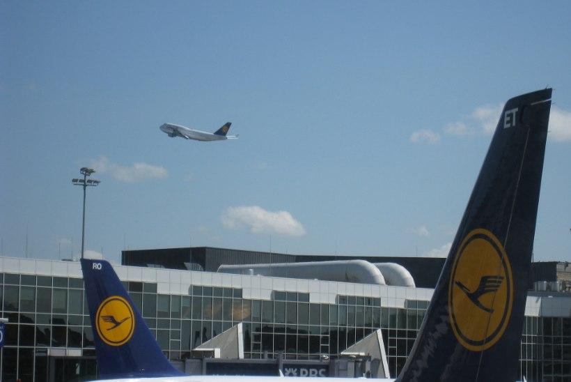 Lufthansa tõukas Ryanairi taas troonilt