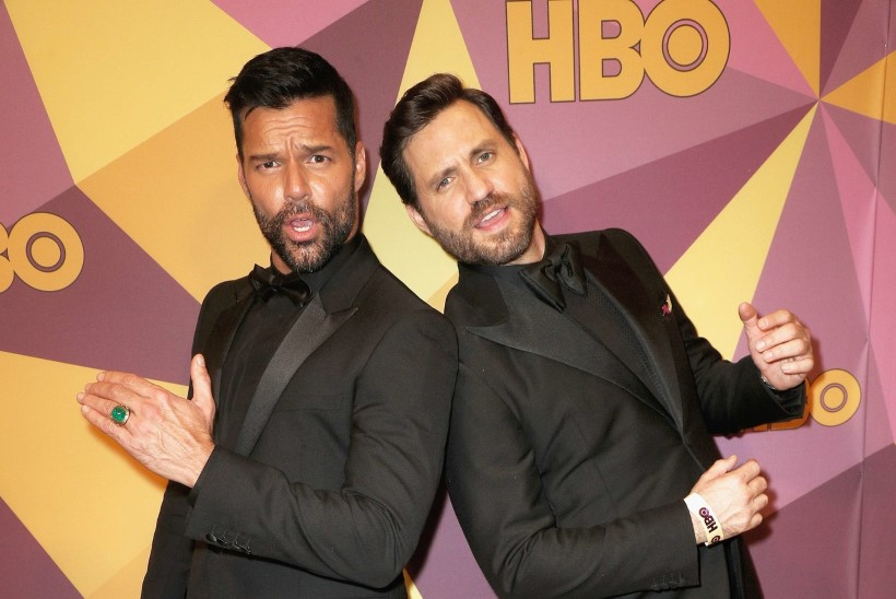 Latiinohurmur Ricky Martin abiellus salaja
