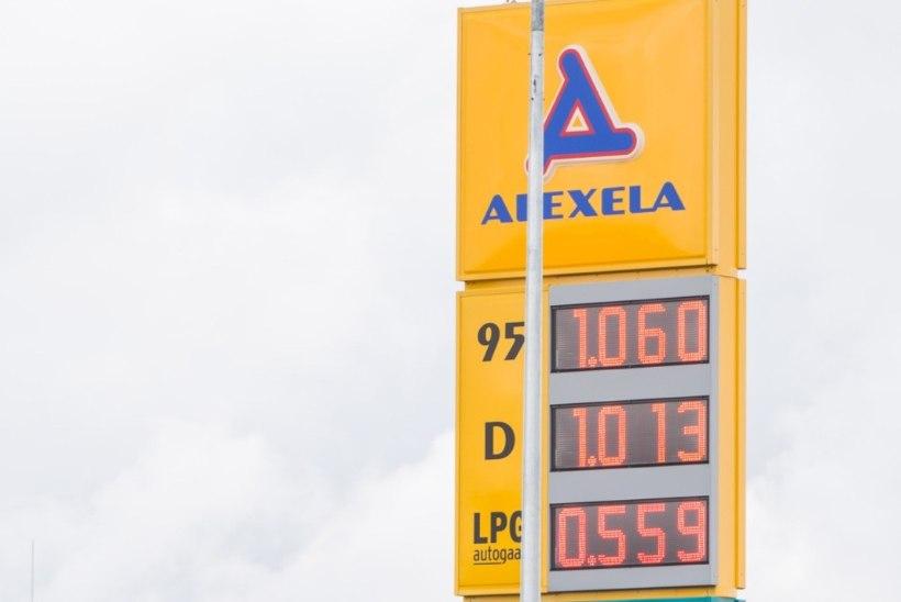 Võrdlus naabritega: eestlane jaksab soomlasest kaks korda vähem kütust osta