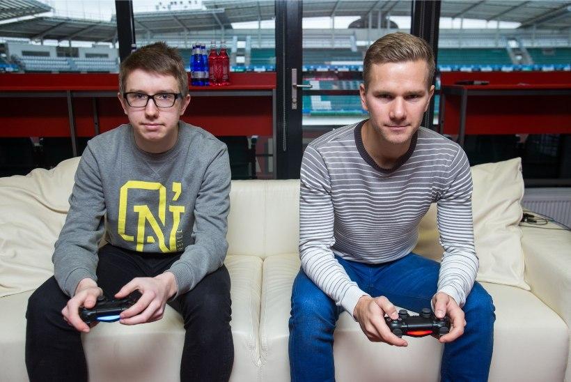 ÕHTULEHE VIDEOLAHING   KES VÕIDAB? Kas virtuaalses jalgpallis võidutseb e-sportlane või Eesti koondise jalgpallur?