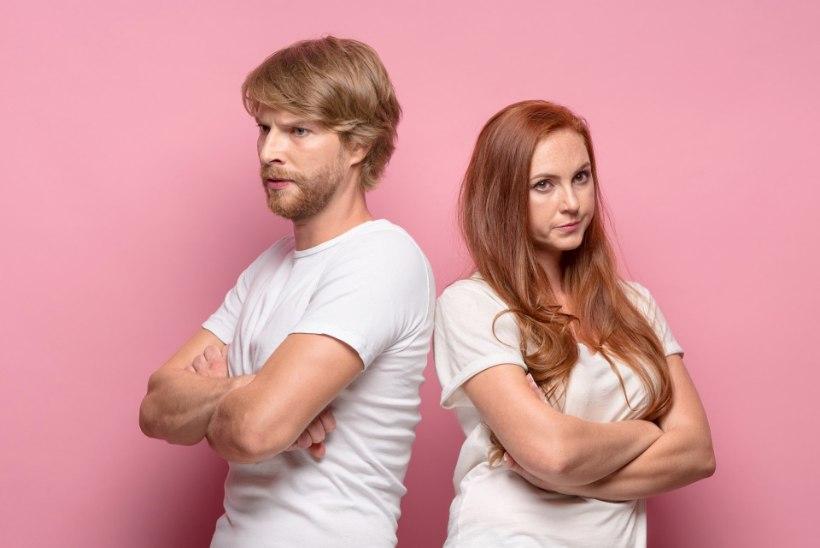 Ka õnnelikud paarid tülitsevad! 5 täiesti tavalist tüliteemat