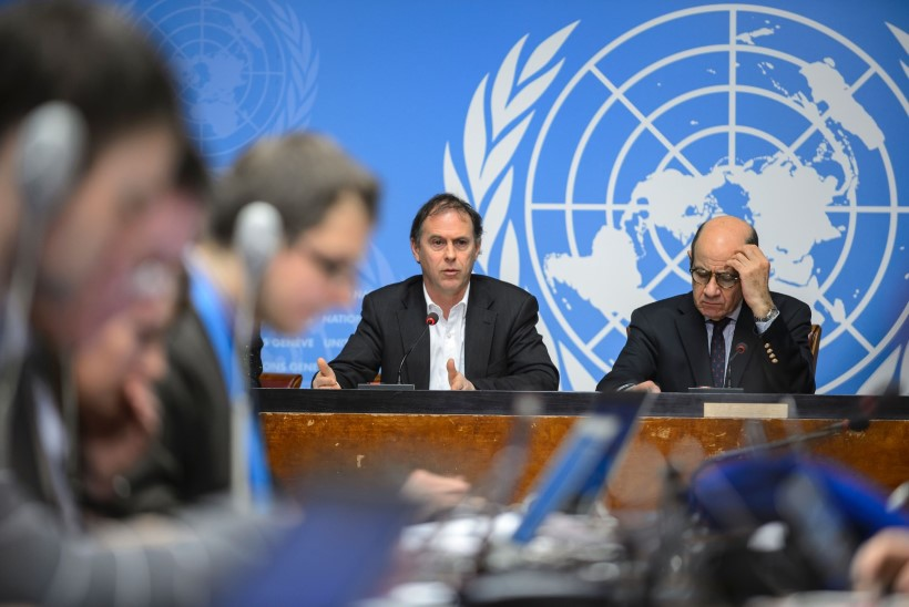 ÜRO peab Trumpi sõnakasutust šokeerivaks ja häbiväärseks