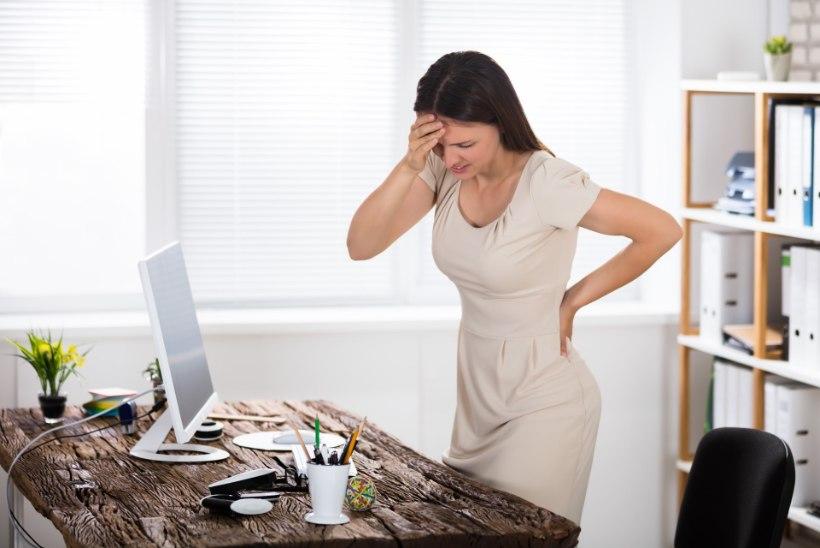 SÄÄSTA END: seitse nõksu, mis aitavad seljavalu leevendada