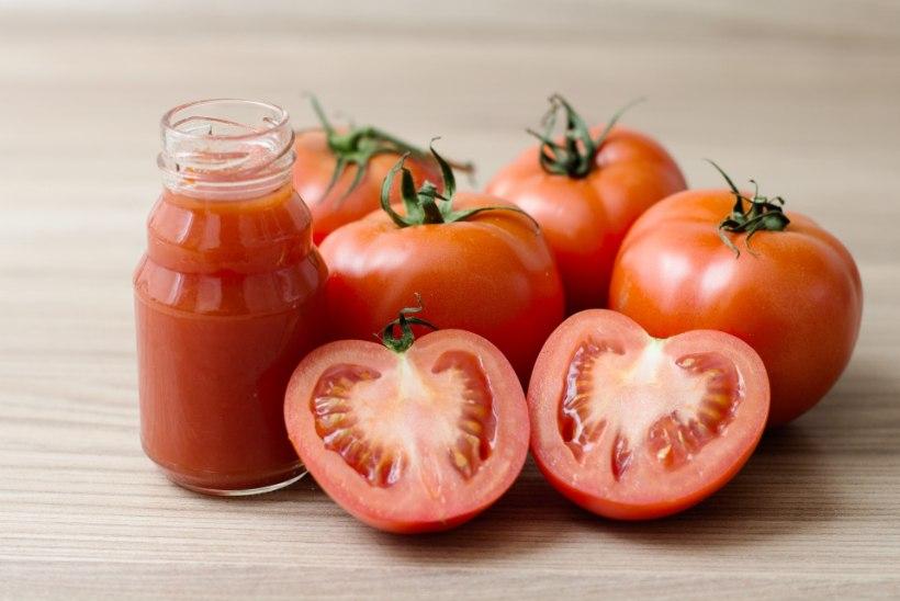 Kas sa tead, milliseid tervisehädasid aitab leevendada tomatimahla joomine?