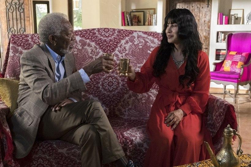 Morgan Freemani uus dokumentaalsari otsib vastuseid inimkonna tähtsaimatele küsimustele