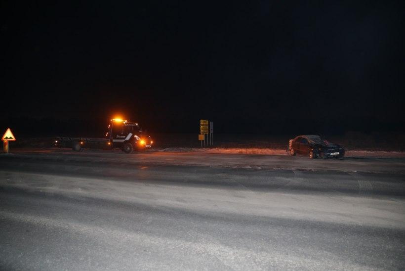 FOTOD | Tallinna ringteel toimus raske liiklusõnnetus