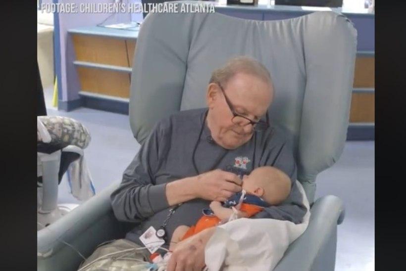VIDEO | Endine ärimees aitab nüüd sünnitusmajas enneaegseid beebisid