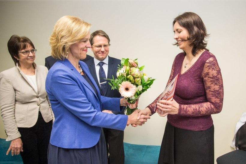 GALERII | Aasta arstiks valiti tänavu perearst Karmen Joller