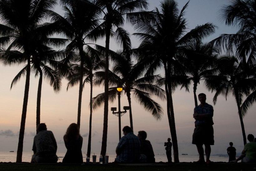 Hawaii paanika kütab vandenõuteoreetikud kuumaks
