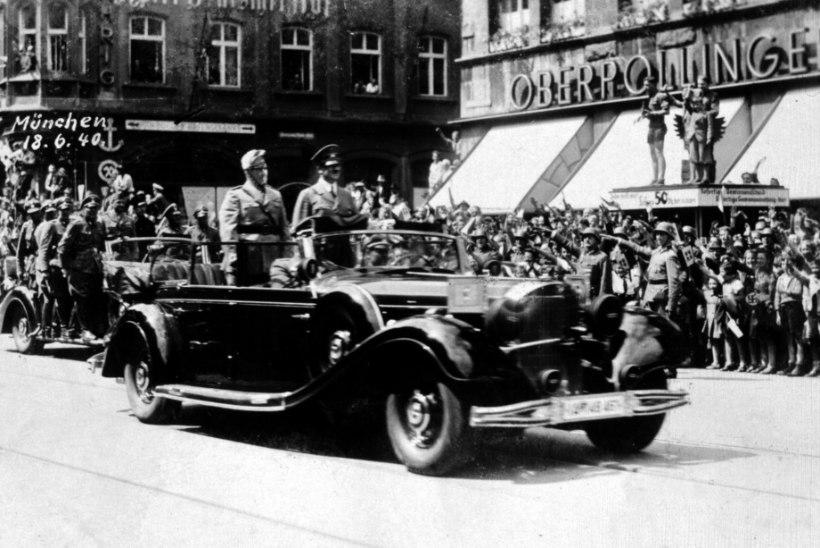 USAs on müügis Hitleri Mercedes ja Venemaal Stalini mootorlaev