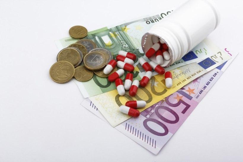 Haigekassa alustab homsest hilinenud töövõimetushüvitiste väljamaksmist