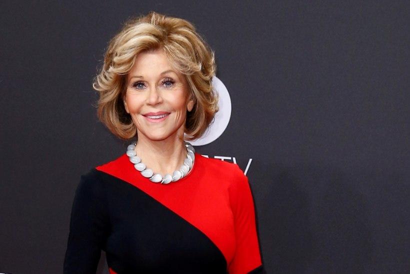 Filmilegend Jane Fonda näolt eemaldati vähkkasvaja