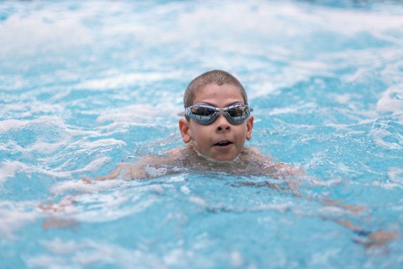 Alates sellest aastast lisandub kehalise kasvatuse ainekavasse ujumine