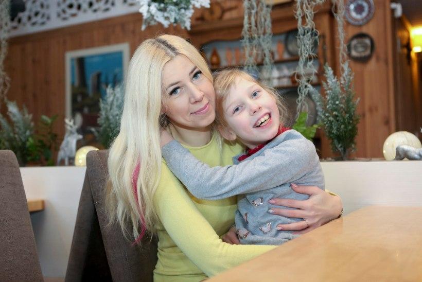 Raske puudega lapse ema: «Isiklikku elu mul ei ole. Carmen Sofia ongi kogu mu elu.»