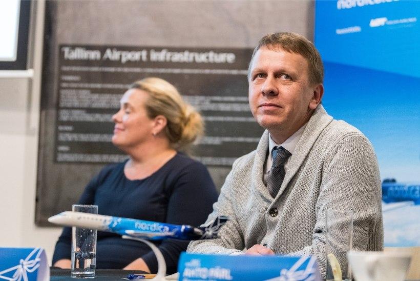 """JAAN TAMM """"PEALTNÄGIJA"""" LOOST: Nordica ei ole Estonian Airi õigusjärglane ega vastutav tema võlgade eest"""