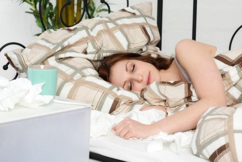 Viis viga, millest peaksid külmetudes ilmtingimata hoiduma