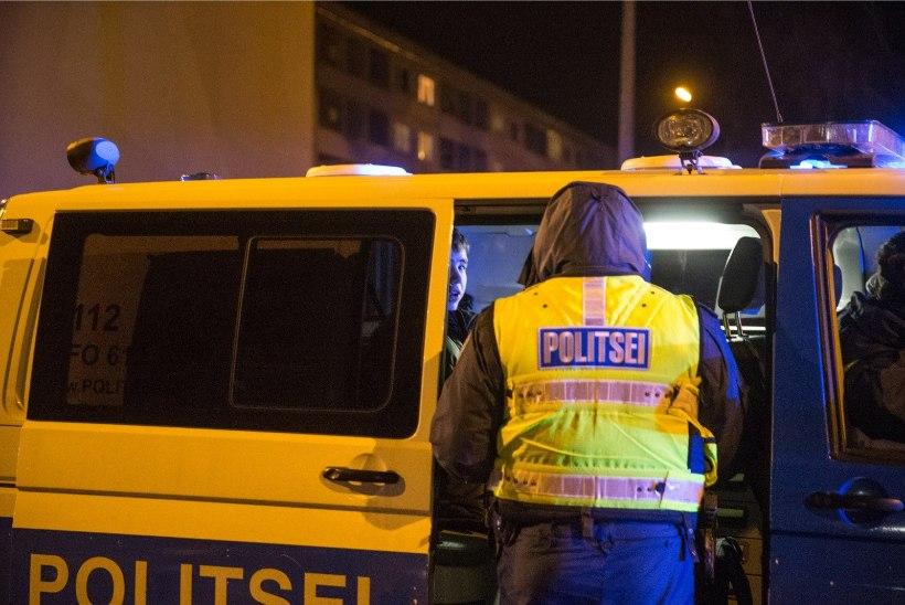 Tabati seitse joobes sõidukijuhti, kahes raskes avariis sai viga kaks inimest