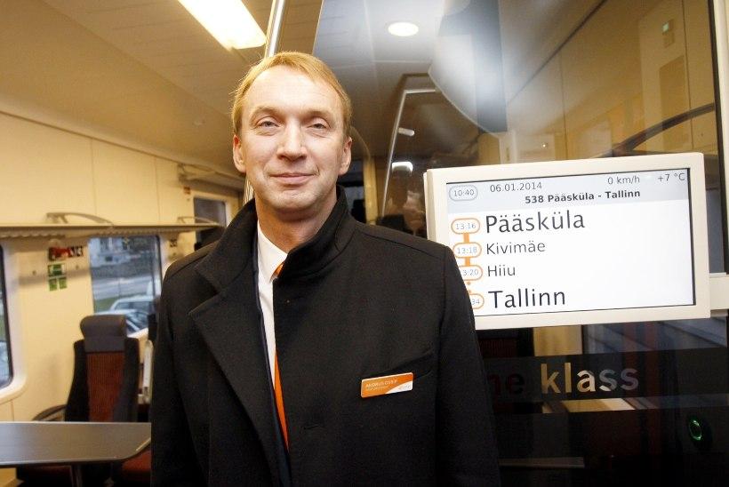 ELRONI EKSJUHT: tasuta ühistranspordi rahaga võiks ehitada Haapsalu raudtee