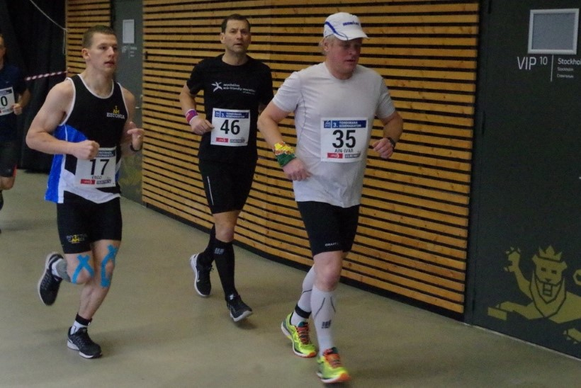 4. Tondiraba sisemaratonist kujuneb maratonikollektsionääride kokkutulek
