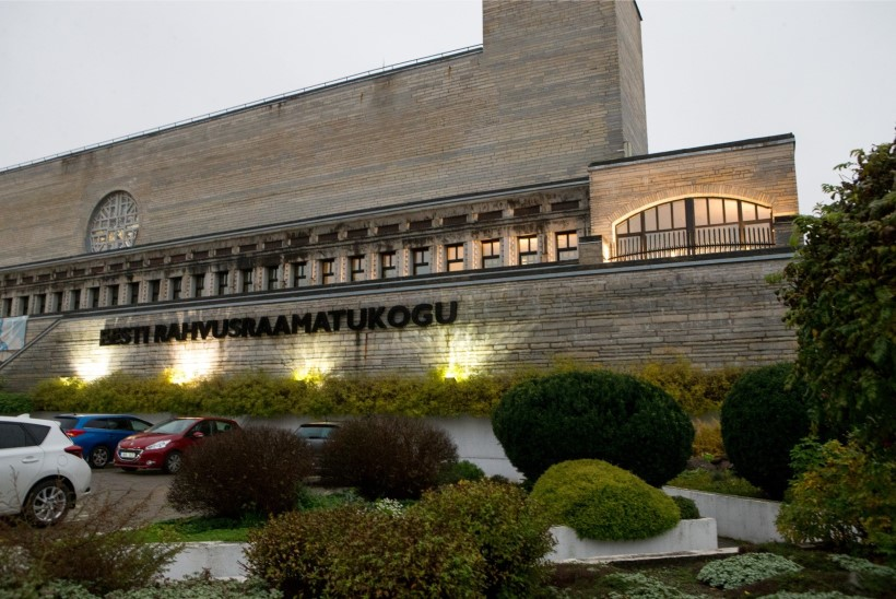 Rahvusraamatukogu võib osadest ruumidest ilma jääda