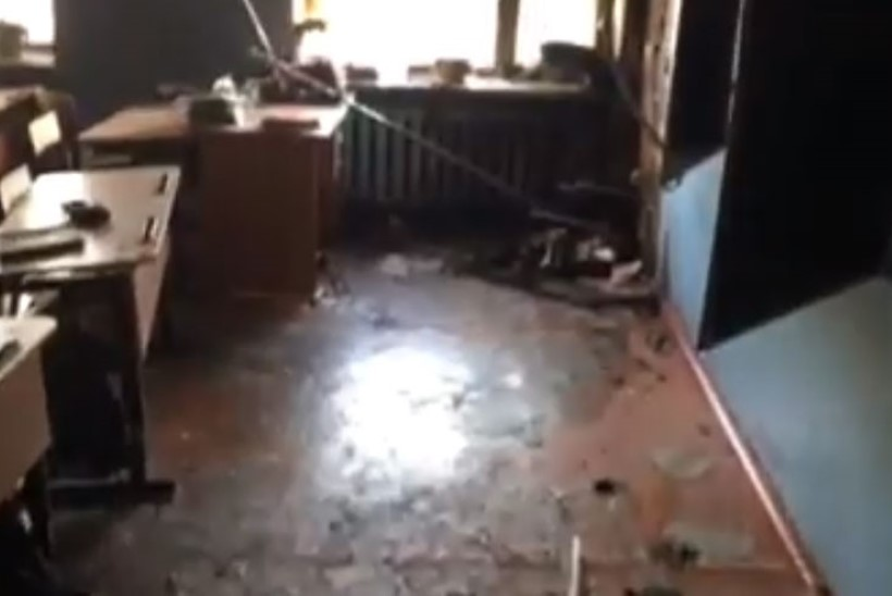 VIDEOD | Burjaatias ründas õpilane kirvega 7. klassi lapsi