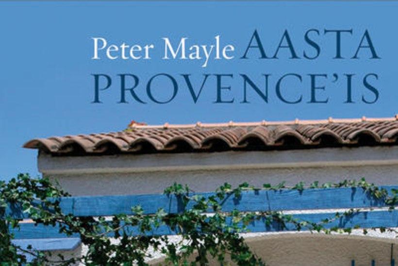 """Suri bestselleri """"Aasta Provence'is"""" autor Peter Mayle"""