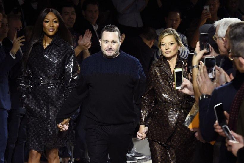 Naomi Campbell ja Kate Moss tegid moepüünel üllatusliku comebacki