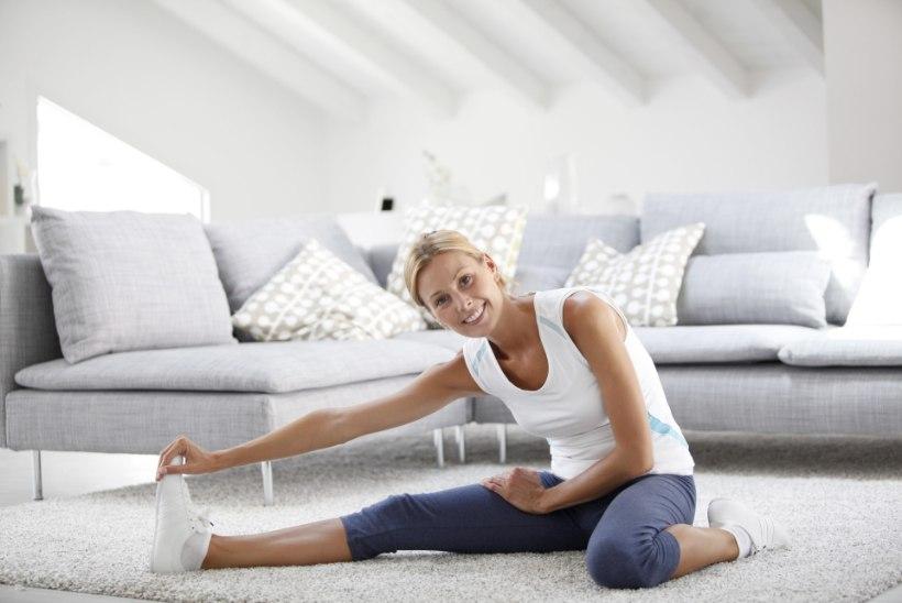 UUEL AASTAL VORMI: kuidas kodus tõhusalt treenida?