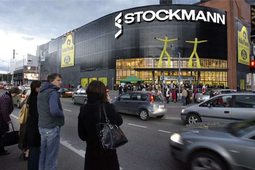 Raskustes Stockmann müüb kinnisvara