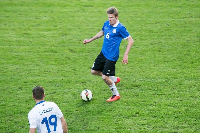 TOHOH! Vanameister Aleksandr Dmitrijev liitub FC Floraga