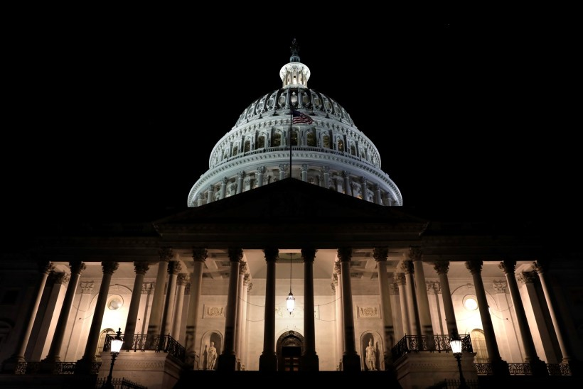 Ameerika Ühendriikide valitsuse töö seiskus